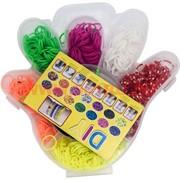 """Набор резинок для плетения браслетов """"ладошка"""""""