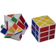 Игрушка Кубик Головоломка 5,8 см с неправильными сегментами