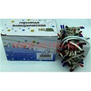 Электрогирлянда 180 микроламп (AGT-R182), цена за коробку из 100 штук