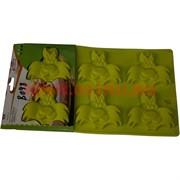 Силиконовая форма для выпечки (B-098) цена за коробку из 72 шт, цвета в ассортименте
