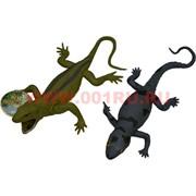 Игрушка силиконовая «ящерица» 28 см (12 шт/уп)