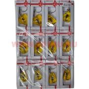 Брелок «скорпион в пластмассе» цена за 12 шт (1158)