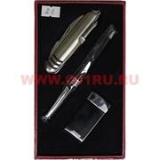Набор Jinbo «Нож, ручка, зажигалка» (23)