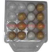 Зажигалка газовая «Яйцо» 2 цвета 16 шт/уп
