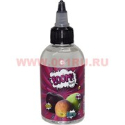 Жидкость для вапорайзеров Boom 120 мл 0 мг «Три яблока»