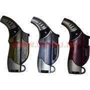 Зажигалка-горелка газовая Xing 20 шт/уп цвета в ассортименте