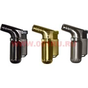 Зажигалка-горелка газовая «три цвета» 20 шт/уп