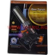 Зажигалка-горелка насадка на газовый баллон (для угля, стройки, приготовления еды)