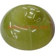 Подставка под шарик, яйцо из оникса 2 см, 12 шт\уп
