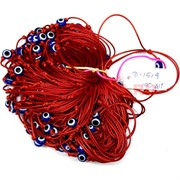 Браслет с красной ниткой и сглазом (D-1519) цена за 100 шт