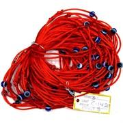 Браслет с красной ниткой и сглазом (C-1420) цена за 100 шт