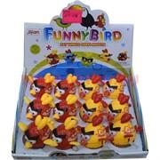 Игрушка заводная Angry Birds цена за 12 шт