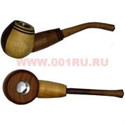 Трубка деревянная курительная (3-4 модели)