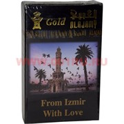 "Табак для кальяна Al Ajamy Gold 50 гр ""From Izmir with Love"" (аль аджами голд)"