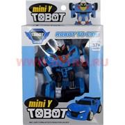 Трансформер Tobot mini (по 4 модели/бл)