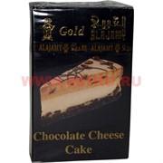 """Табак для кальяна Al Ajamy Gold 50 гр """"Chocolate Cheese Cake"""" (альаджами творожный шоколадный пирог)"""
