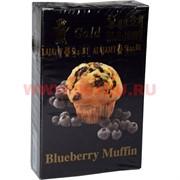"""Табак для кальяна Al Ajamy Gold 50 гр """"Blueberry Muffin"""" (черничный кекс аль аджами)"""