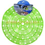 Подставка под посуду в мойку круглая, цвета ассортимент