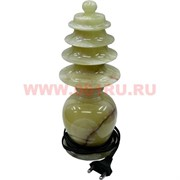 Лампа из оникса 20 см
