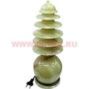Лампа из оникса 35 см