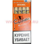"""Сигариллы Cariba """"Original"""" 4 шт с фильтром"""