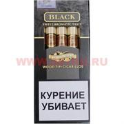 "Сигариллы Handelsgold ""Black"" 5 шт/уп (Sweet Aromatic Taste)"
