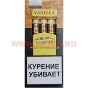 "Сигариллы Handelsgold ""Vanilla"" 5 шт/уп (Sweet Aromatic Taste)"
