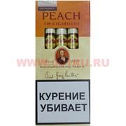"Сигариллы Handelsgold ""Peach"" 5 шт/уп (Rich Aromatic Taste)"