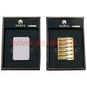Зажигалка SHAYU USB в коробочке (виды в ассортименте)