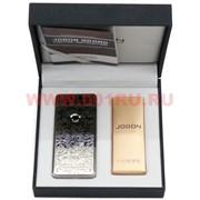 Зажигалка Jobon USB в коробочке с зарядкой