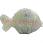 Рыба из нефрита 11 см (крупная)