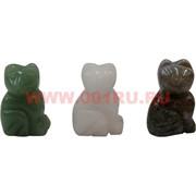 """Набор малый """"Кошки"""" из натуральных камней (12 шт)"""
