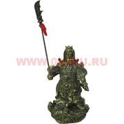 Нэцке, Куан Кун (NS-08) 24,5 см высота с мечом