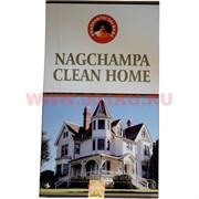 Благовония Ppure Nagchampa Clean Home 15 гр, цена за 12 штук (Чистый Дом)