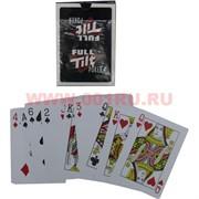 Карты для покера Full Tilt пластиковые 12 шт/уп