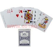 Карты для покера (№ 976) с пластиковым покрытием 12 колод/уп