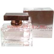 "Парфюмированная вода Dolce & Gabbana ""Rose The One"" 75мл женская"