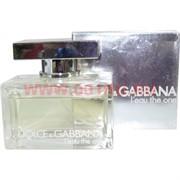 "Парфюмированная вода Dolce & Gabbana ""L eau The One"" 75мл женская"