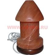 """Лампа солевая """"грибок"""" 20,5 см"""