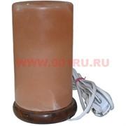 """Лампа солевая """"цилиндр"""" 19,5 см"""