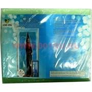 Москитная сетка дверная на магнитах (зеленая), 60 шт/кор