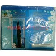Москитная сетка на магнитах дверная (голубая) 60 шт/кор