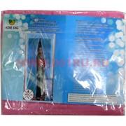 Москитная сетка на двери на магнитах (розовая), 60 шт/кор