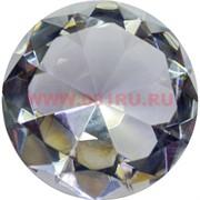 Кристалл «бриллиант» 8 см прозрачный