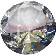 Кристалл «бриллиант» 9,5 см прозрачный