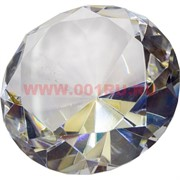 Кристалл «бриллиант» 12 см прозрачный