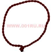 Нитка красная на руку (браслет) 100 шт/уп