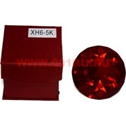 Кристалл Бриллиант красный 6 см (XH6-5K)