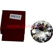 Кристалл Бриллиант белый 6 см (XH6-5-S)