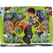Игрушка Йо-Йо в ассортименте (металл, пластик) цена за 12 штук